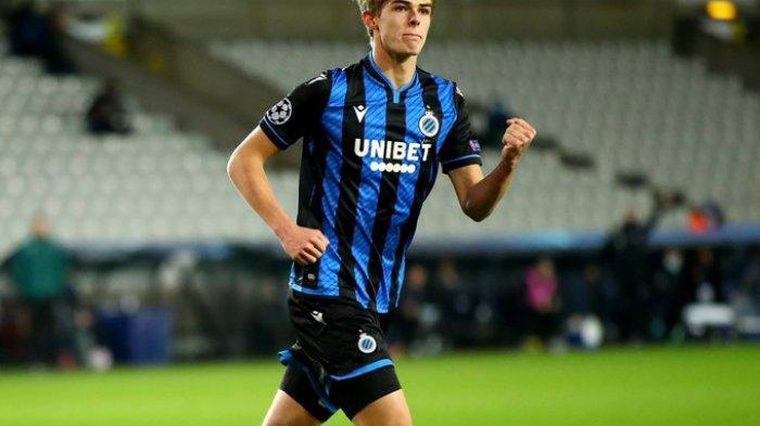 AC Milan Pantau Bintang Muda Brugge, Ketelaere Mengesankan Saat Duel PSG di Liga Champions
