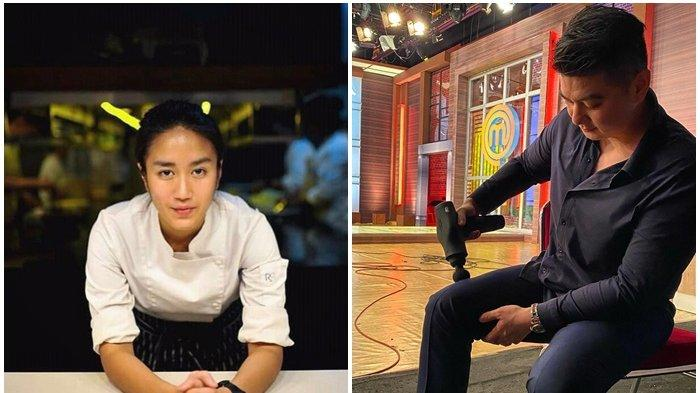 Remas Paha Chef Arnold, Celetukan Chef Renatta pada Rekan Chef Juna di MasterChef Jadi Sorotan