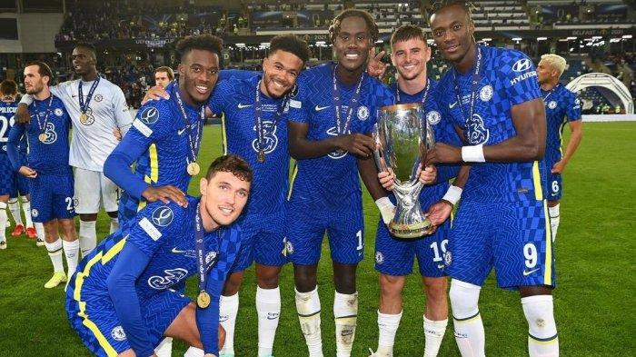 Live Streaming TV Online Liga Champions Chelsea vs Zenit: Sama Sama Belum Terkalahkan