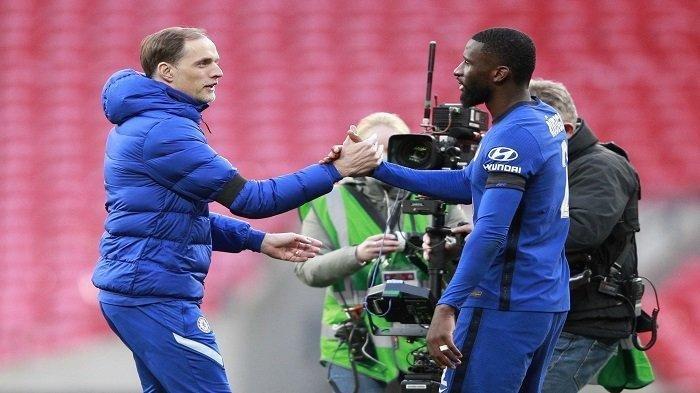 Jadwal Liga Inggris Malam Ini Chelsea vs Brighton, Tottenham dan Manchester City Lusa Live Mola TV