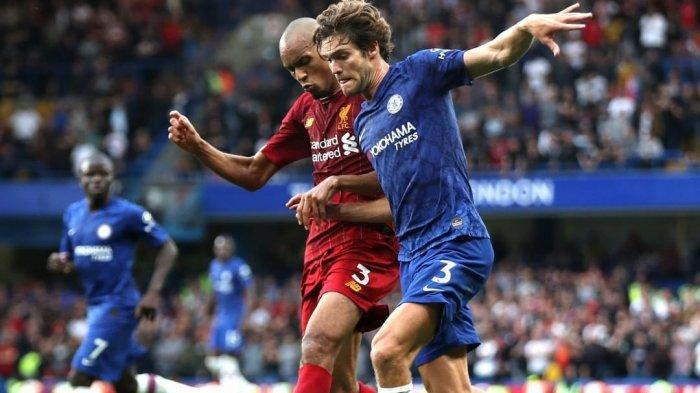 SESAAT LAGI! Live Streaming Mola TV Chelsea vs Everton di Liga Inggris, Siaran Langsung TVRI