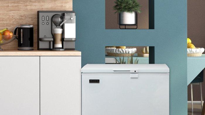 Dorong Kemajuan Industri F&B di Indonesia, MODENA Hadirkan Chest Freezer Berbagai Kapasitas