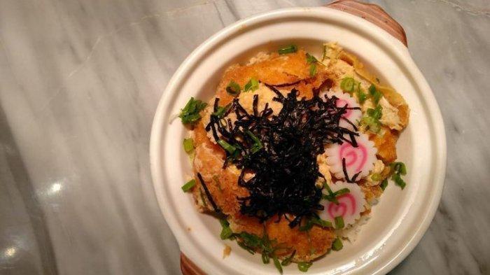 Chicken Katsu Saus Donburi Bisa Jadi Sajian Nikmat Berbuka, Begini Cara Membuatnya