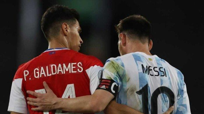 Jadwal Siaran TV Copa America 2021 Live Indosiar Brasil vs Peru & Argentina vs Uruguay
