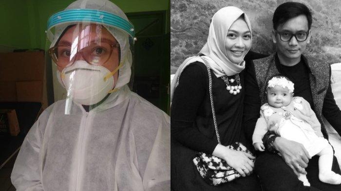 Curhat Pilu Istri Mendiang Bani Seventeen yang Tiap Hari Bertemu ODP & PDP Virus Corona
