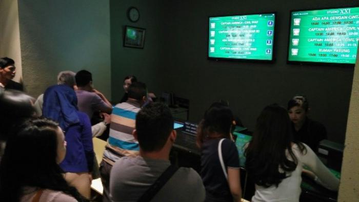 7 Kota di Indonesia dengan Harga Tiket Bioskop Termahal, Banjarmasin Urutan Pertama