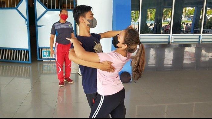 Cinta Terus Berlatih Untuk Ikuti Selangor Dancesport Championship 2021