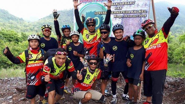 Komunitas Gowes Banjarbaru Ini Punya Misi Penghijauan