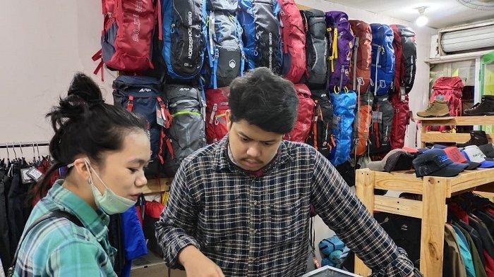 Jasa Rental Alat Camping Kian Diminati Capai 60 Penyewa Per Hari Di Penghujung Tahun Banjarmasin Post