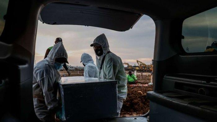 Kasus Covid-19 Tertinggi di Dunia 20 September 2021, Indonesia Keluar 20 Besar