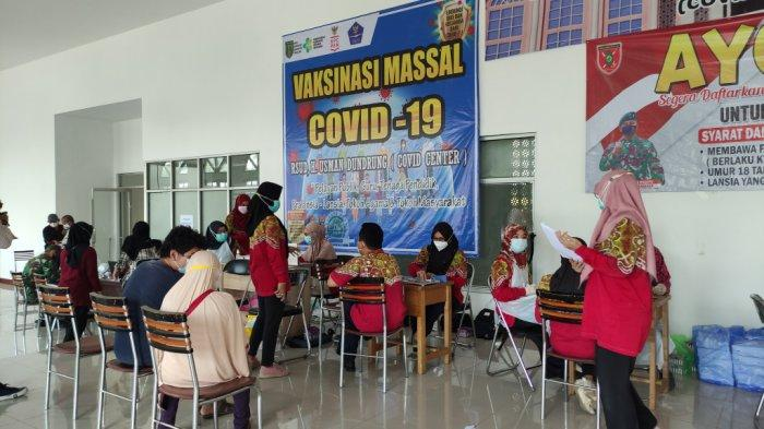 Distribusi Stabil, Vaksinasi Covid-19 untuk Masyarakat Tabalong Kembali Digencarkan