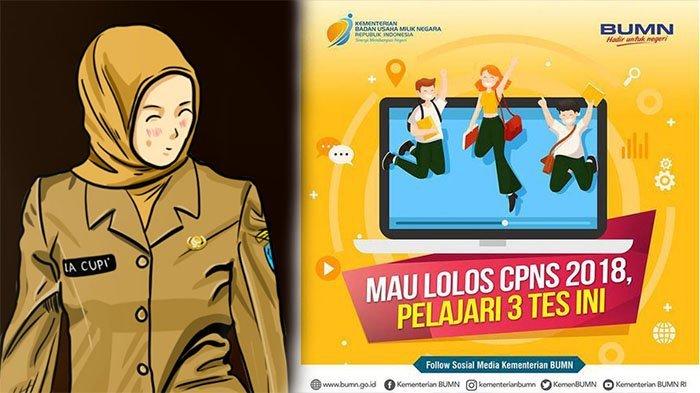 Download Sekarang Contoh Soal Cpns 2018 Resmi Dari Bkn Ada 8 Link Di Sscn Bkn Go Id Banjarmasin Post