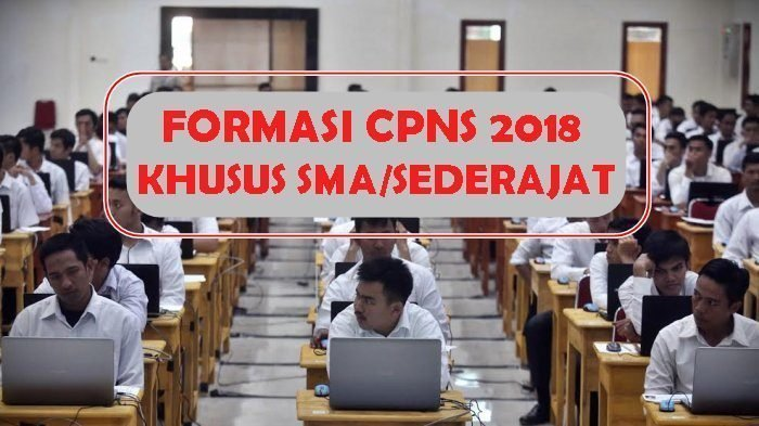 Pendaftaran CPNS 2018 di Sscn.bkn.go.id, Instansi Ini Sepi Peminat Padahal Gajinya di Atas UMR