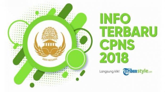 BKN Umumkan Jadwal Pelaksanaan dan Lokasi SKD Peserta yang Lolos Seleksi Administrasi CPNS 2018