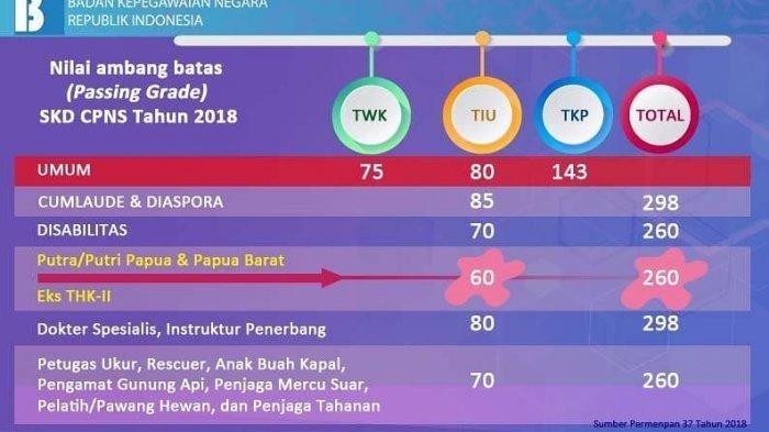 BKN Umumkan Kisah Peserta CPNS 2018 yang Kontraksi, 60 Menit Jawab Soal dan Lolos Passing Grade