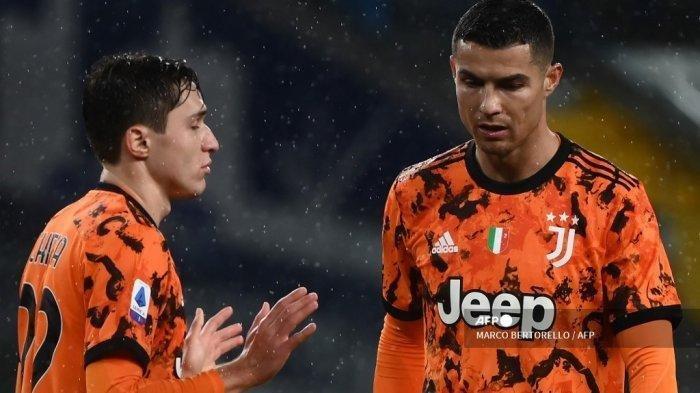 Kemarahan Ronaldo Terungkap Jelang Juventus vs Crotone, Gegara 'Dikerjai' Wasit Liga Champions