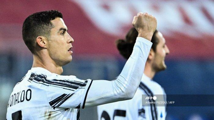 Susunan Pemain Juventus vs Napoli di Liga Italia Live RCTI Malam Ini, Cristiano Ronaldo Main