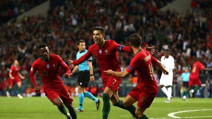 Hasil Kualifikasi Piala Dunia 2022 Zona Eropa, Rekor Ronaldo di Timnas Portugal, Belanda Pesta Gol