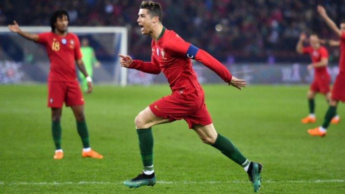 LINK Streaming RCTI Hungaria vs Portugal Malam Ini & Live TV Online Mola TV, Cristiano Ronaldo Main