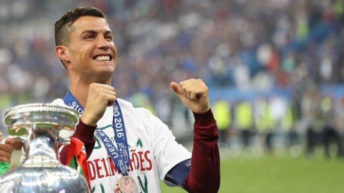 Peluang Ronaldo Pecahkan Rekor Gol Internasional di Euro 2020, Striker Portugal Tertinggal Enam Gol