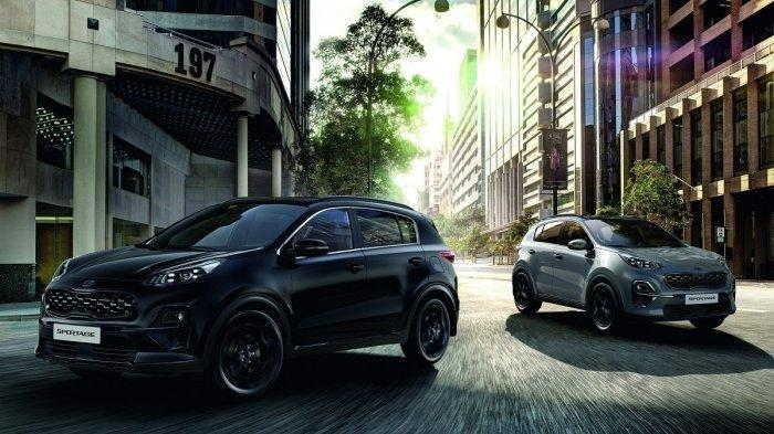 Crossover Kia Sportage JBL Black Edition