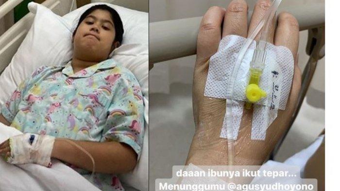 Almira Sakit, Istri AHY, Annisa Pohan Ikut Ambruk, Menantu SBY & Ani Yudhoyono Pun Banjir Doa