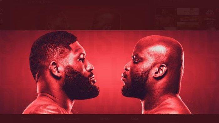 Jadwal UFC Vegas 20 Akhir Pekan Ini, Jairzinho Rozenstruik vs Ciryl Gane Main Event di Kelas Berat