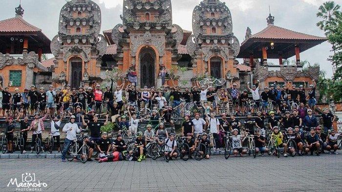 Cyclof Ikut Gabung Fixie Sebagai Nusantara di Bali, Begini Ceritanya