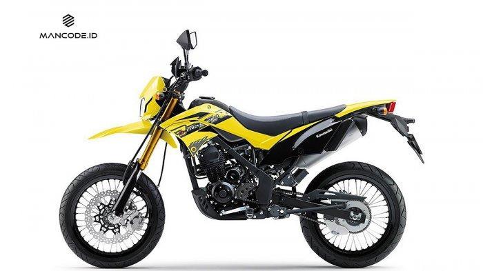 Keren! Kawasaki D-Tracker Bakal Punya Penampilan Baru