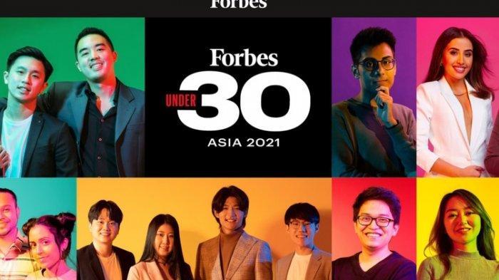 Selain Maudy Ayunda, Ini Daftar Anak Indonesia Masuk Daftar 30 Under 30 Asia