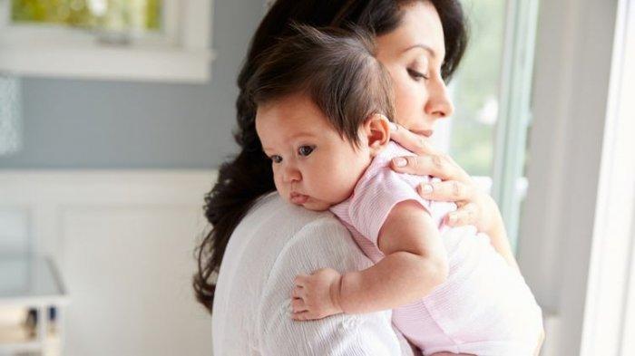 Mitos Bayi Cegukan, Dipercaya Anak Akan Bertambah Tinggi