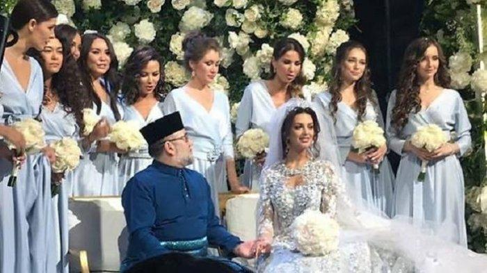 Mantan Raja Malaysia Resmi Bercerai dari Eks Miss Moscow, Ini Kata Pengacara Sultan Muhammad