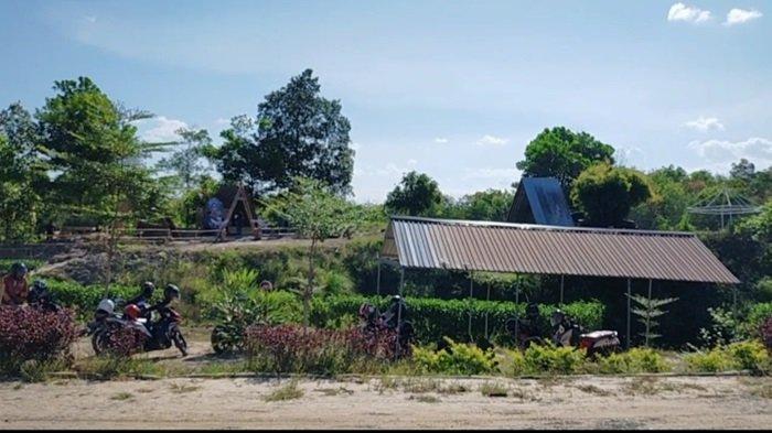 Wisata Danau Biru Cempaka Banjarbaru