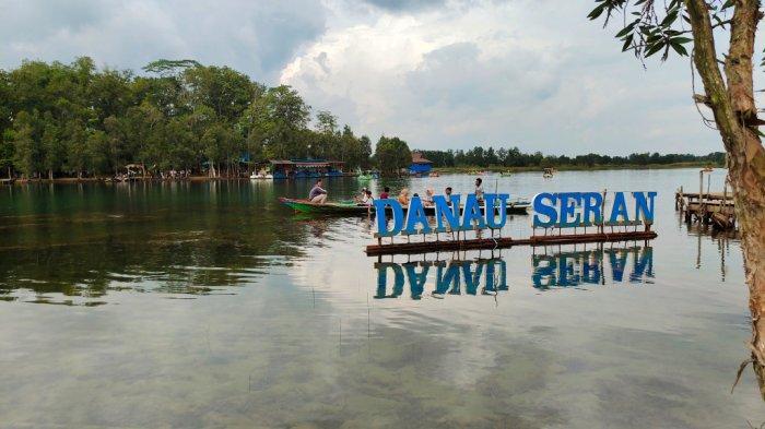 Wisata Kalsel, Danau Seran Guntung Manggis Banjarbaru, Manjakan Mata Para Pengunjung