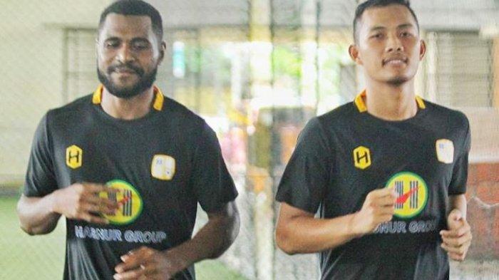 Kebobolan Banyak Gol, Fans Barito Putera Minta Djanur Turunkan Adit dan Dandi