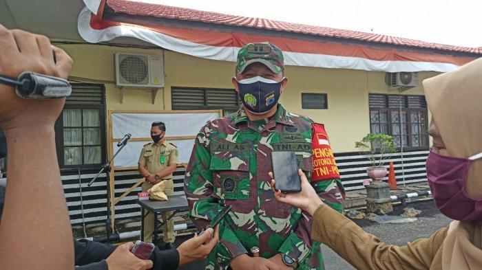 KalselPedia - Profil Dandim 1001/HSU-Balangan, Letkol Inf Ali Ahmad Satriyadi