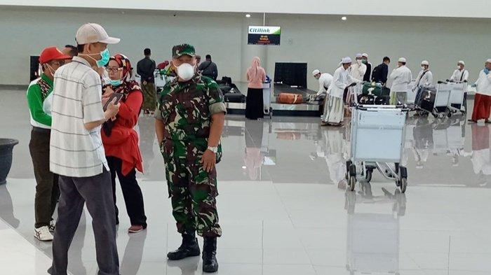 Kodim Martapura Bantu Sterilisasi Rumah Sakit dan Tempat Ibadah untuk Cegah Corona