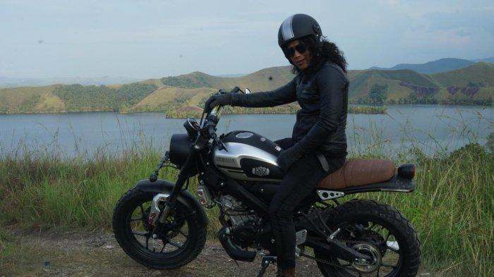 Touring XSR 155 Sampai di Titik Paling Timur Indonesia