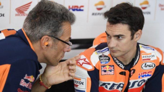 Persaingan di MotoGP Semakin Berat, Dani Pedrosa Pun Waspada