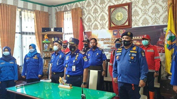 Kepala Satpol dan Damkar Kotabaru Sebut Peralatan Pemadam Kebakaran Perlu Peremajaan