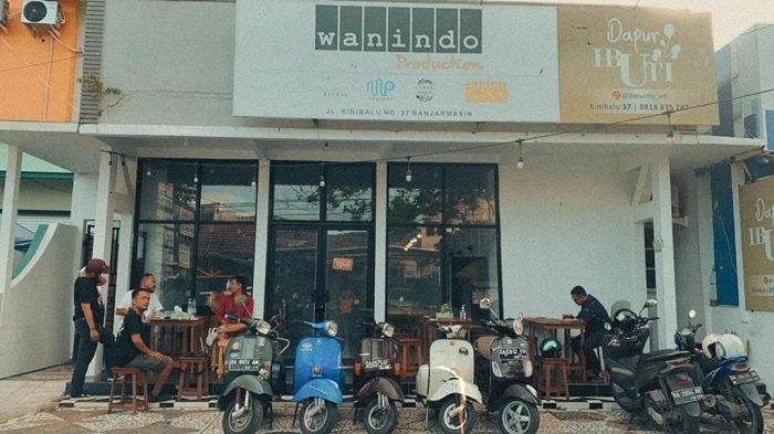 Kuliner Kalsel : Santai di Dapur Ibu Uti, Lokasinya Berada di Tengah Kota Banjarmasin