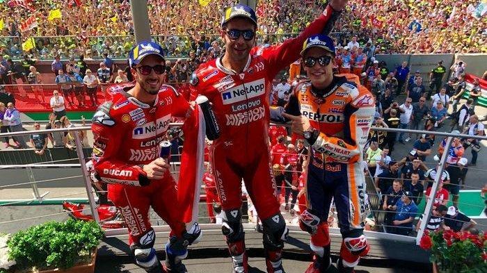 Jadwal & Link Streaming MotoGP Italia 2021 Live Hari Ini FP1 & 2 di TV Online Fox Sports 2