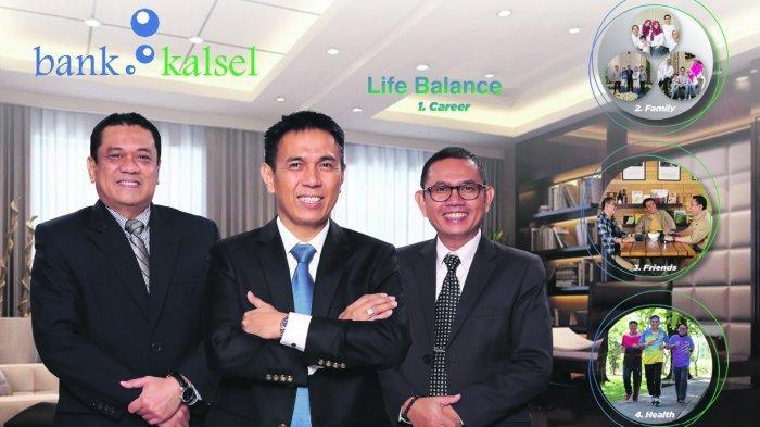 Bank Kalsel sebagai Entitas Bisnis Daerah, Peduli Terhadap SDM