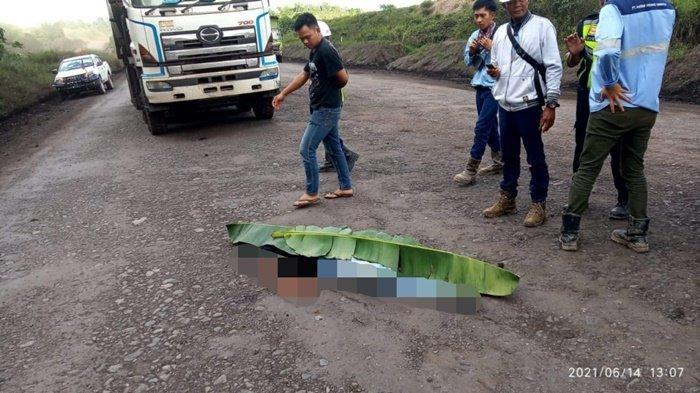 Pembunuhan di Kalsel, Sopir Truk Asal Probolinggo Tewas dengan 3 Luka Tusuk di Kabupaten Tapin
