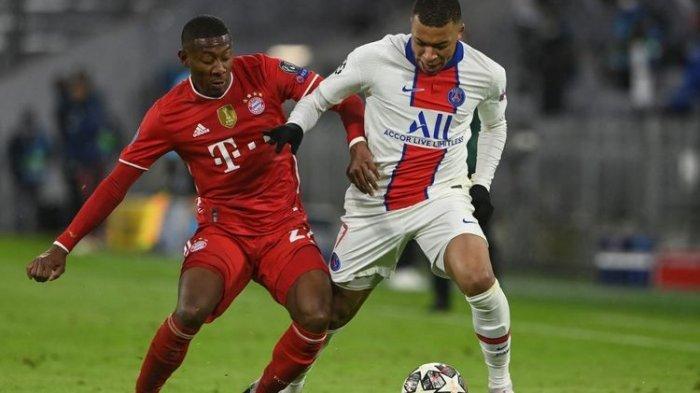 PSG vs Bayern Munchen Liga Champions Live SCTV, Tuan Rumah ...