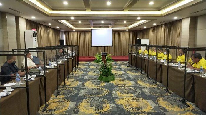 Tim Dayung Kalsel Targetkan Dua Emas di PON Papua