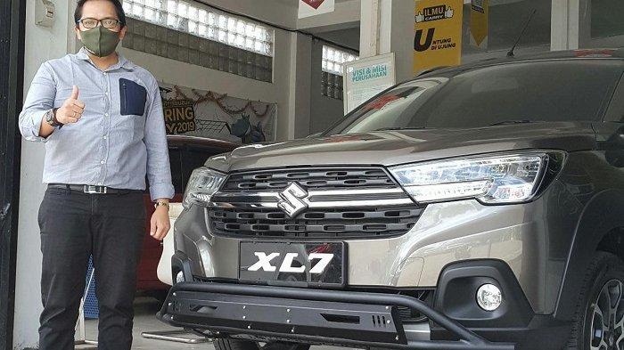 Pandemi Covid-19, Penjualan Mobil Suzuki di Banjarmasin Meningkat 2,7 Persen