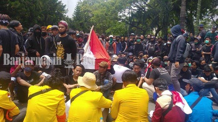 Ratusan Mahasiswa Akan Datangi DPRD Provinsi Kalsel, Aksi Selamatakan KPK