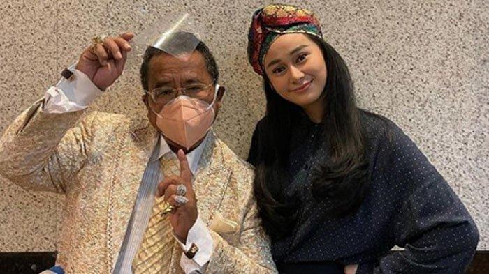 Polemik Ketiak Hitam Denise Chariesta & Dewi Perssik Bikin Hotman Paris Penasaran, si Cadel Bereaksi
