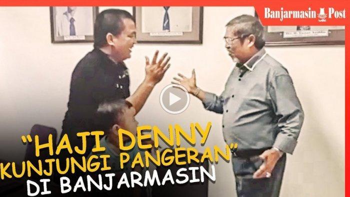 VIDEO : Silaturahmi Profesor Denny Indrayana ke Kantor Banjarmasin Post Group, Ini Disampaikannya